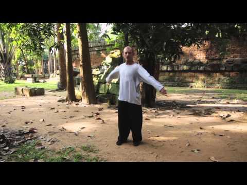 Taoist Qi Gong: Structure Adjustment