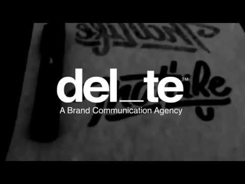 Delete | A Brand Communication Agency