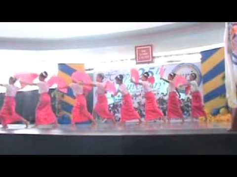 WRI Colleges 25th  Foundation Anniversary   Foreign Dance-WRI Metro Naga