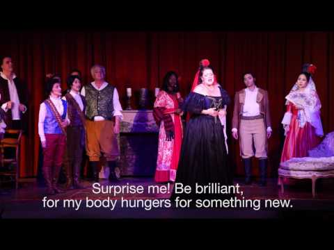 Island City Opera Don Quichotte Act 4