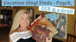 Vinyl Community - Amazing Vinyl Finds! Psych, Rock,  A Grail, And Jukebox 45 Classics