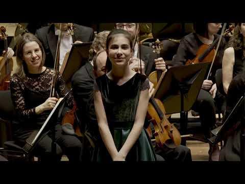 F.Mendelssohn, Concierto para piano nº1, Alexandra Dovgan, Dima Slobodeniouk,  Sinfónica de Galicia