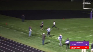 BSDN Live - Blair vs Elkhorn Mount Michael - Football - 2018