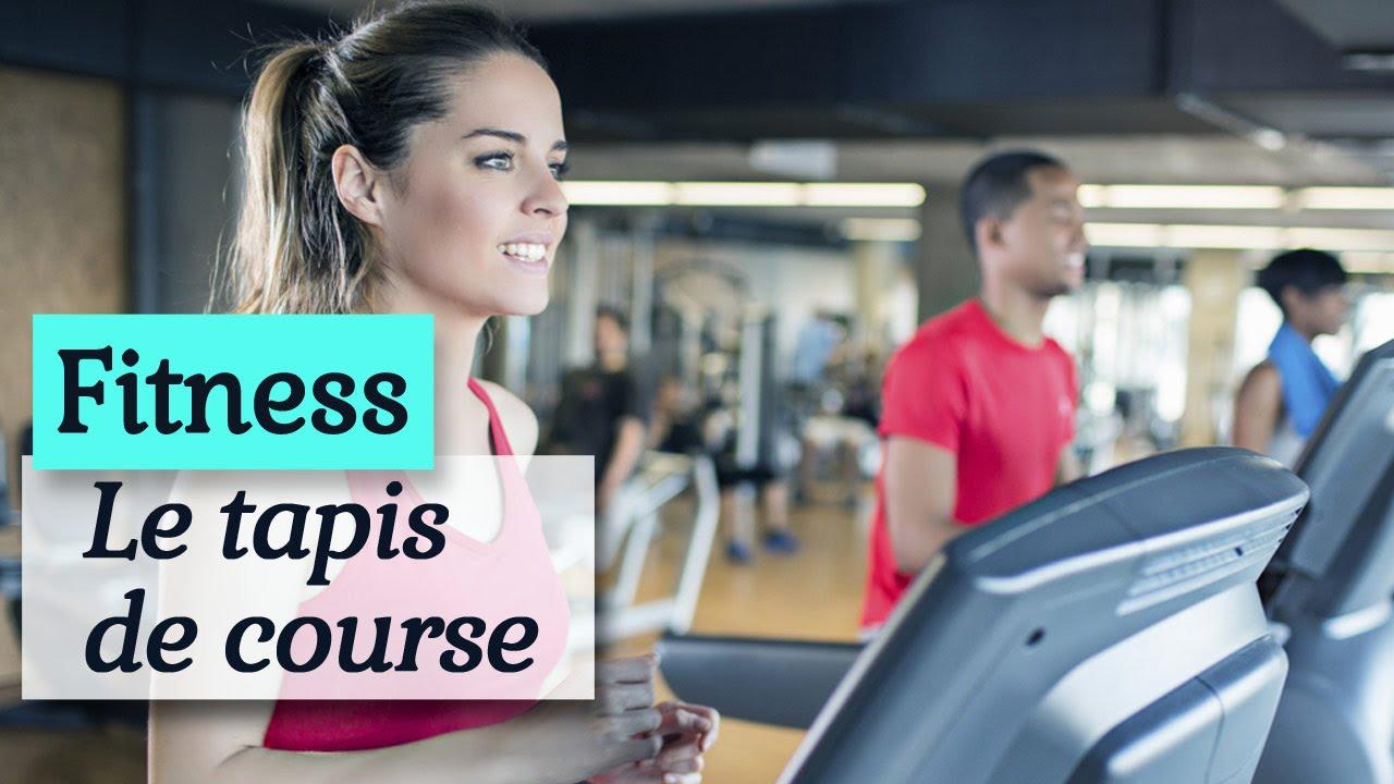 tapis de course mode d emploi fitness