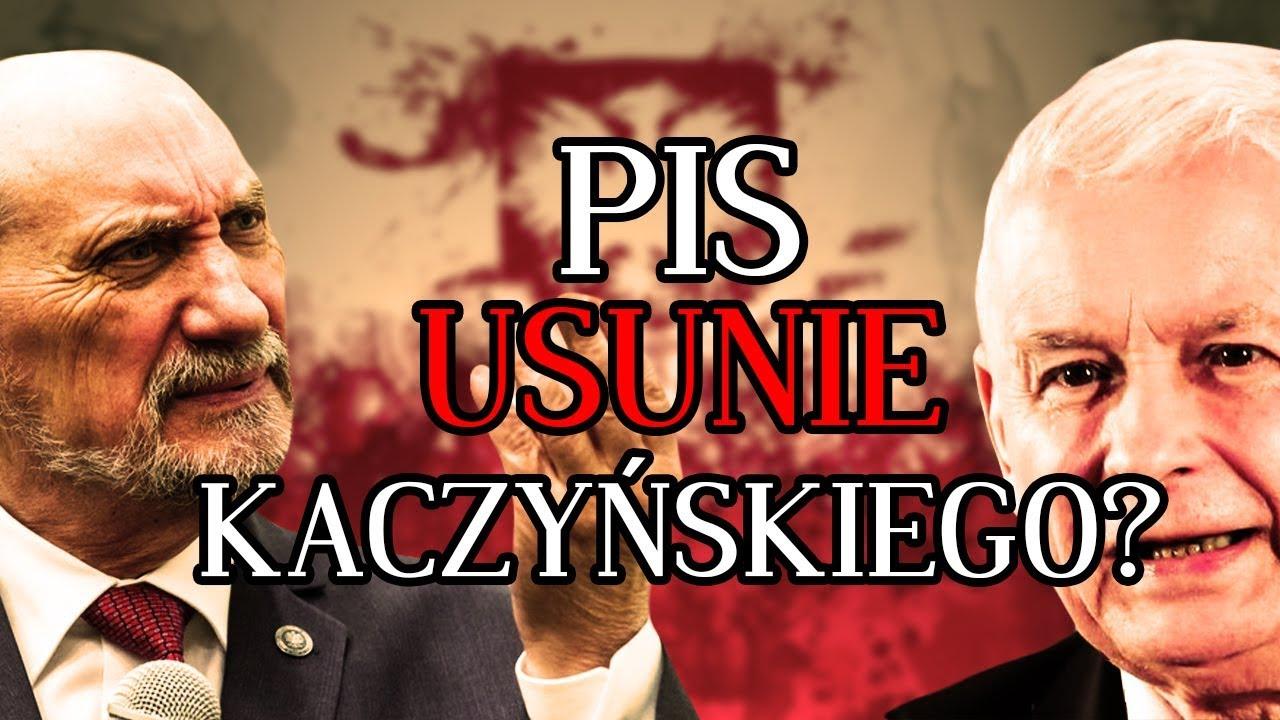 WIADOMOŚCI | Kaczyński ODEJDZIE z PiS? Czy To Zagrywka Polityczna? WYDATKI Macierewicza w MON