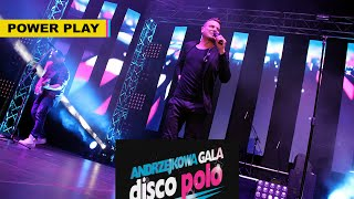 Power Play - Andrzejkowa Gala - Gdynia 2015 (Disco-Polo.info)
