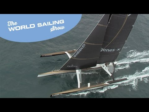 The World Sailing Show - January 2016