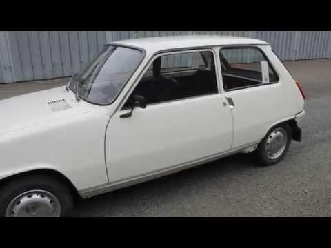 Renault 5 TL - 1977 (Présentation)