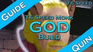 Diablo 3: T6 God Monk (patch 2.2)