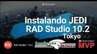 Instalando JEDI no RAD Studio 10 2
