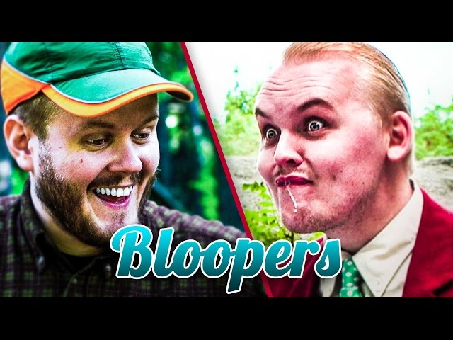 NORDIC HILLBILLIES - Bloopers - Del 5