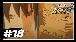 Naruto Shippuden: Ultimate Ninja Storm 4 - #18 - Naruto e Sasuke Vs Madara Batalha Final!!