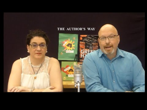 Check out Luca and I on Author's Way Episode 4-- Publishing Part 1