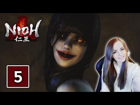 HINO ENMA HARDEST BOSS FIGHT YET! | Nioh Gameplay Walkthrough Part 5