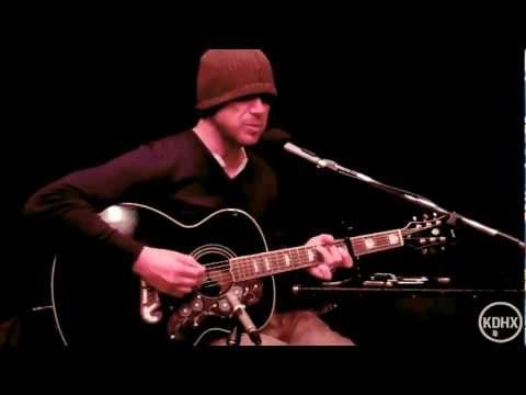"Todd Snider ""Can't Complain"" Live at KDHX 01/13/2012"