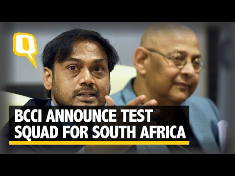Parthiv Patel Exceeded Our Expectations Against England: Chairman of Selectors | The Quint