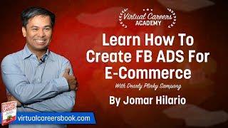تعلم كيفية إنشاء Facebook Ads For E-Commerce