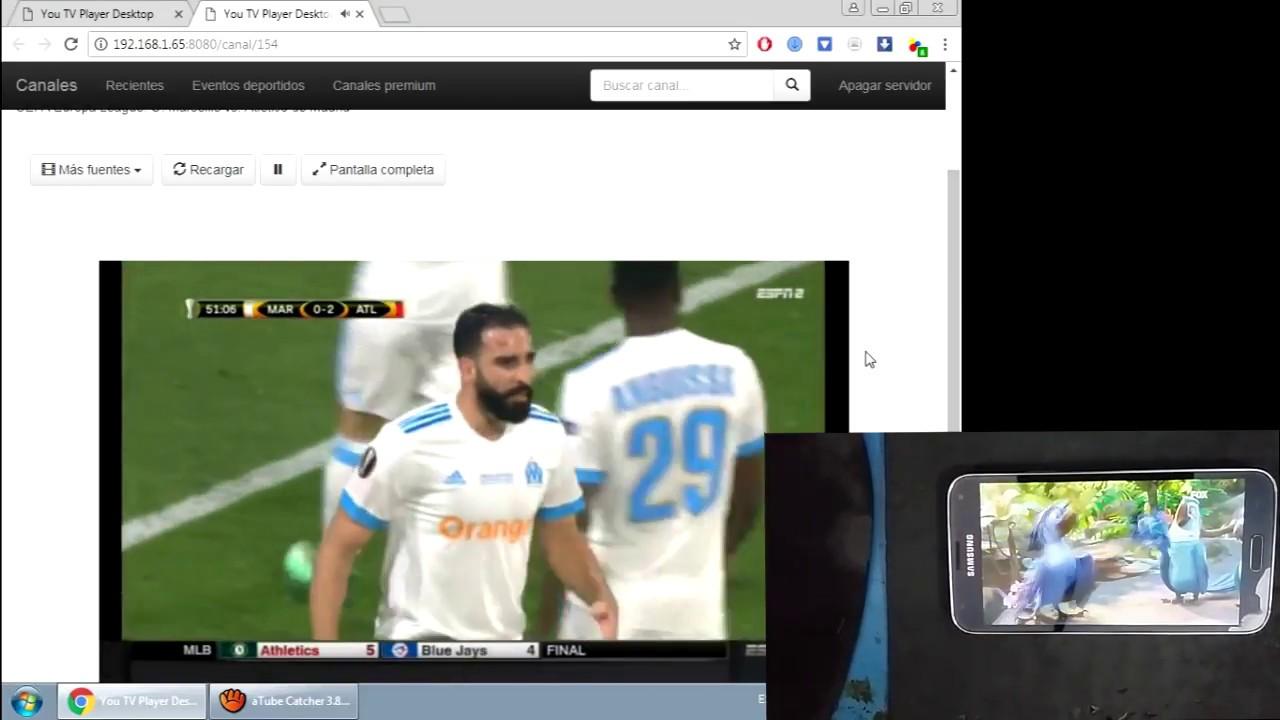 descargar you player pro tv