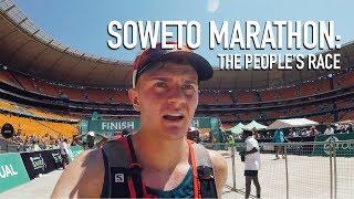 RUNNING THE SOWETO MARATHON