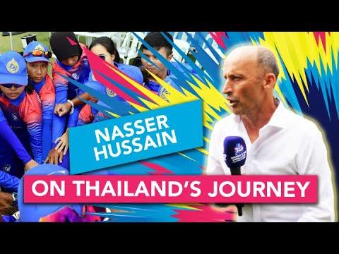 Nasser Hussain on