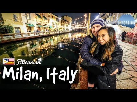 TOP PLACES TO VISIT IN MILAN ITALY   TRAVEL VLOG 🇮🇹