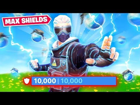 Becoming the most OVERPOWERED Player! (1000+ Health)