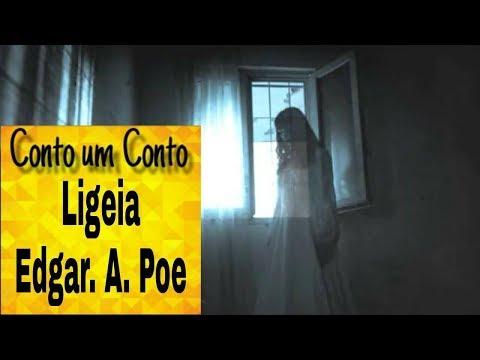 Ligeia - Edgar A. Poe - Conto um Conto - audioconto em português