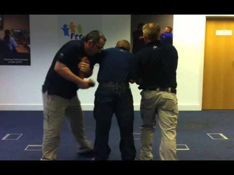 SIA Physical Intervention Restraint Process v2 - PTTC - London
