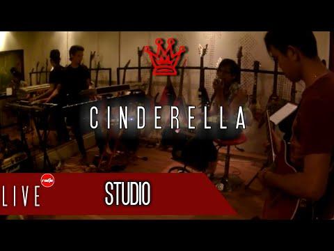 Radja - CINDERELLA Live at Studio Basecamp Radja [ RadjaTV ]