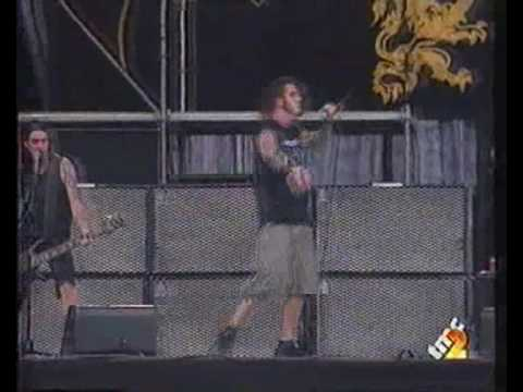 Pantera - Walk (Live at monster of Rock in Milano)