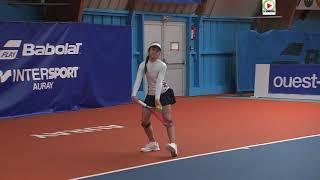 🥎 Auray: Open super 12 Tennis 2018 - Bretagne Télé