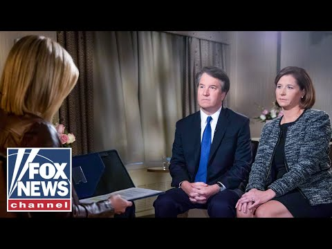 Kavanaugh denies assault allegations in exclusive interview