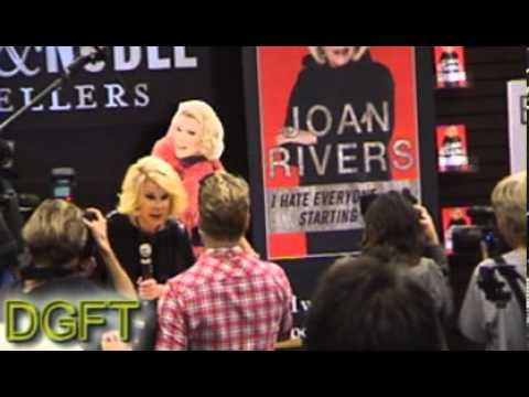 Joan Rivers Talks Kardashians, Betty White, And Dating