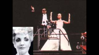 Don't Cry For Me, Argentina {Evita ~ London closing night, 1986} - Kathryn Evans