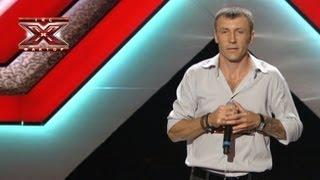 Владимир Добров - London, good bye - CarMan - Кастинг в Одессе - Х-Фактор 3 - 1.09.2012(Владимир Добров исполняет песню CarMan
