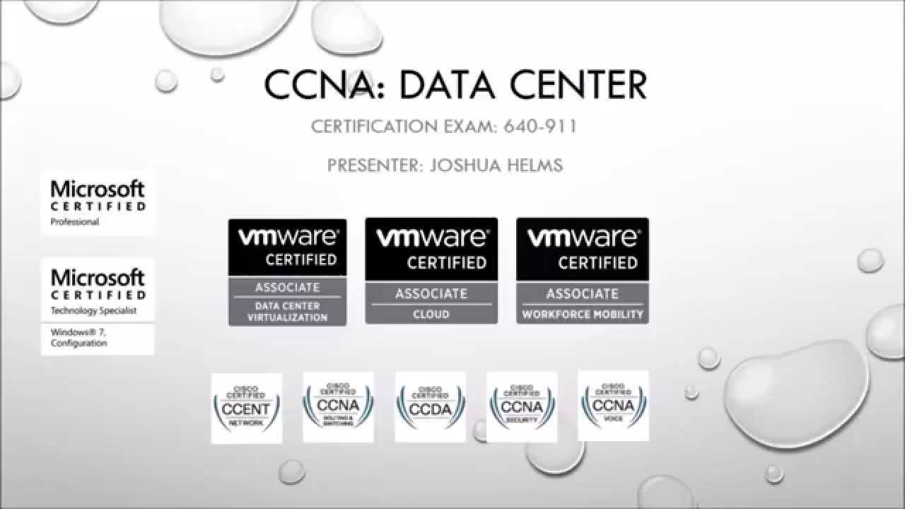 01 ccna data center 640 911 introduction and overview youtube ccna data center 640 911 introduction and overview xflitez Gallery