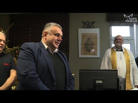 """Nasza akcja: """"Dzisiaj w Betlejem..."""" śpiewa Tomasz Sakiewicz"""