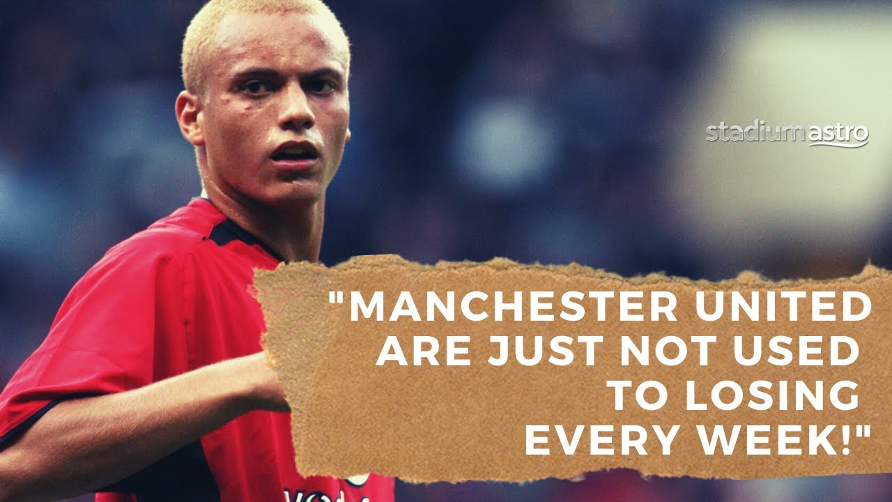 """Wes Brown: """"We're just not used to losing every week!"""" 