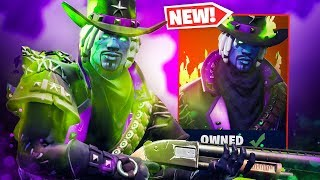 The New DEADFIRE Skin Gameplay in Fortnite..
