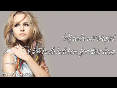 Bridgit Mendler - Hold On For Dear Love (with lyrics)