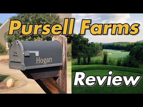 FarmLinks At Pursell Farms | Review Of Top Course In Alabama
