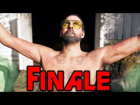 "FAR CRY 5 - FINALE ALTERNATIVO: ""ALLONTANATI"" (Finale CATTIVO) + FINALE SEGRETO"