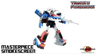 Video Review of the Takara MP-19 Masterpiece Smokescreen