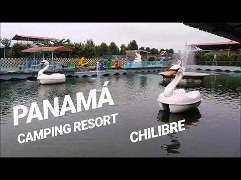 Panamá - Turismo Interno - Camping Resort - Chilibre