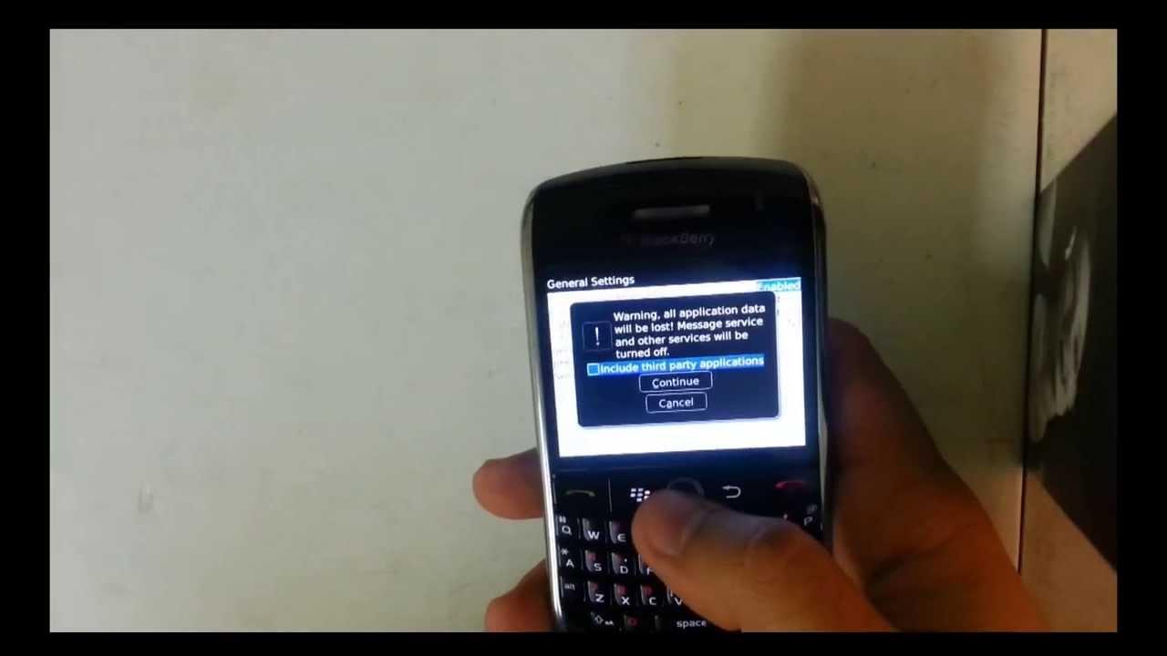 adan pour blackberry 8900