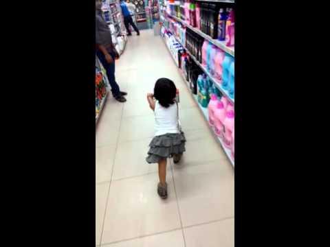 Mehreen at quality mall,qatar