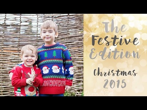 Letters to Father Christmas, Decorating the Tree, and Grotto Visit | The Festive Edition 2015
