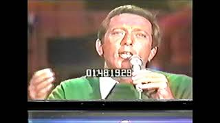 """ANDY WILLIAMS """"CANT HELP FALLIN' In LOVE"""" 1970"""