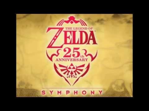 07 - The Legend of Zelda Main Theme - Legend of Zelda 25th Anniversary Orchestra