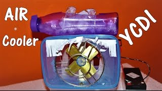 How to make Air Cooler at Home - Easy